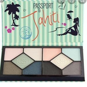 Coastal scents 10 eyeshadow palette Tahiti